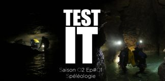 test it speleogie