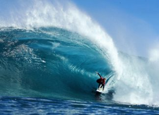 Competition Margaret River Pro annulation