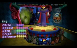 Zurg Disneys Extreme Skate Adventure