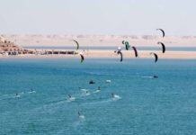 dakhla kite surf world tour 2018