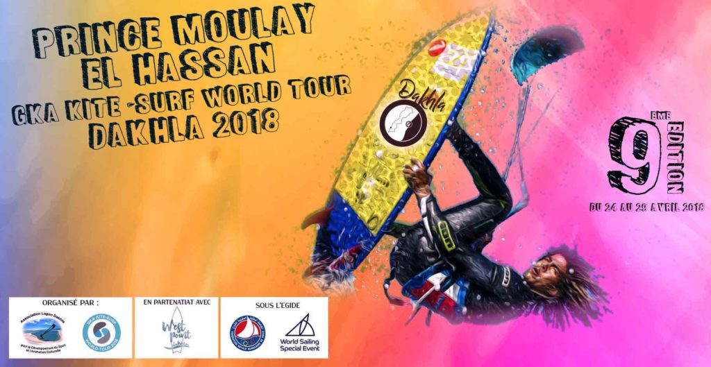 kite surf world tour 2018 dakhla