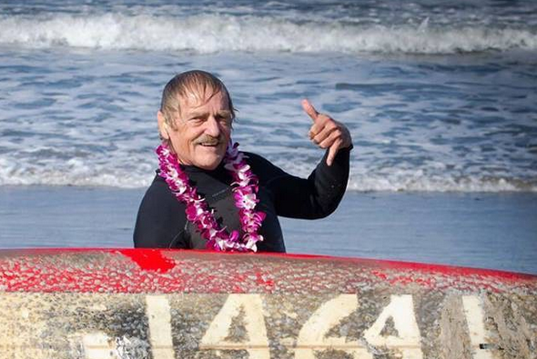 the man who surfed everyday
