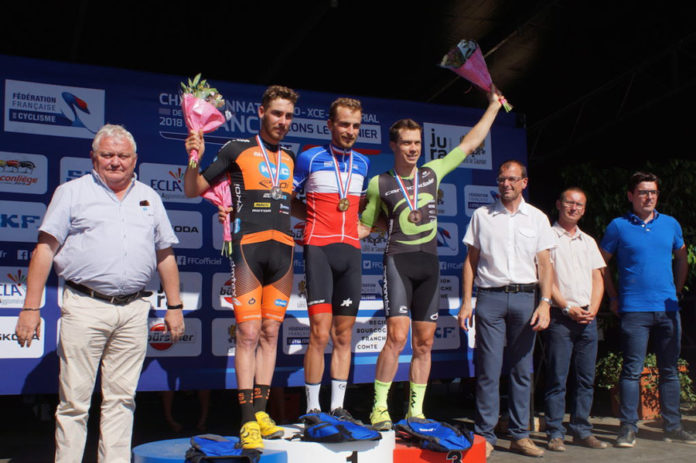 championnats de france de vtt cross-country