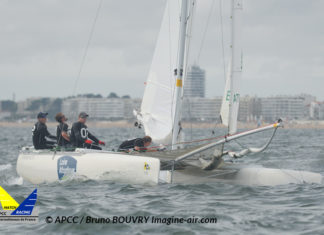 internationaux de france de match-racing