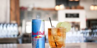 cocktail red bull