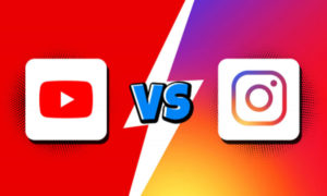 youtube vs instagram