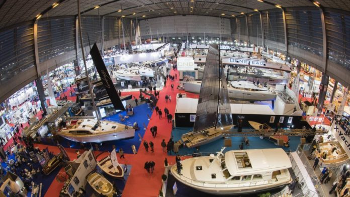 Salon Nautique Paris 2018