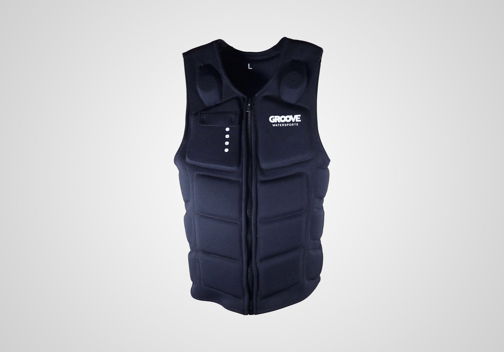 Groove Vest Front
